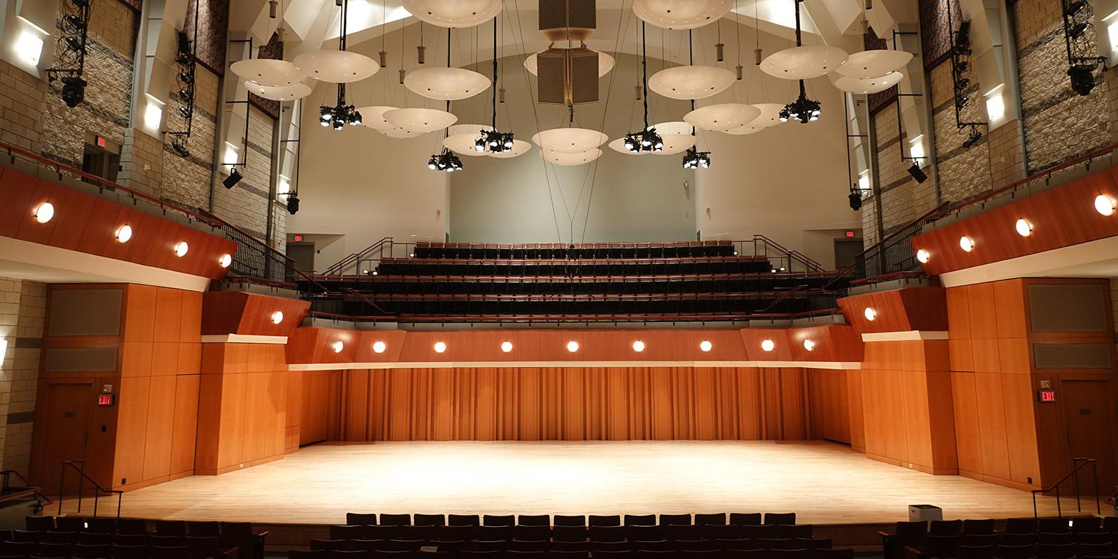 Hodgson Concert Hall